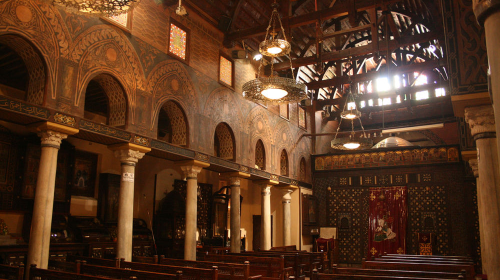 9 Egyptian Churches, Cathedrals and Monasteries You Need to Visit at Least Once